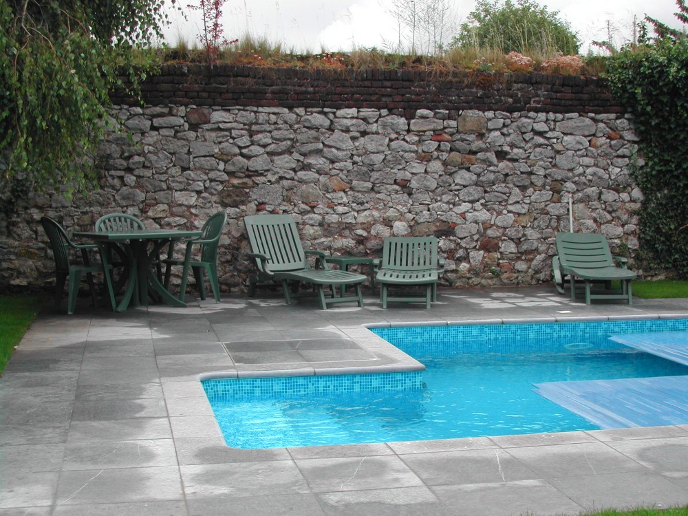Gesticor piscines for Construction piscine tva
